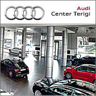 AUDI CENTER TERIGI